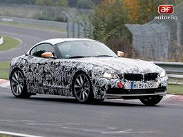 Spy Photos: BMW Z4: titulní fotka