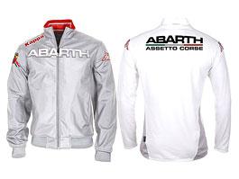 Kolekce oblečení Abarth: Men in white: titulní fotka