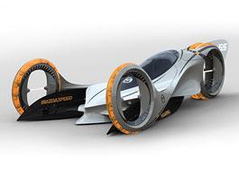 L.A. Design Challenge: Mazda Kaan: titulní fotka