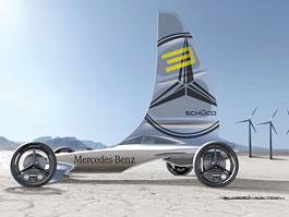 L.A. Design Challenge: Mercedes-Benz Formula Zero: titulní fotka