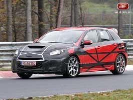 Spy Photos: Mazda3 MPS: titulní fotka