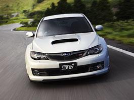 Subaru Impreza WRX STI 20th Anniversary - verze jen pro Japonsko: titulní fotka