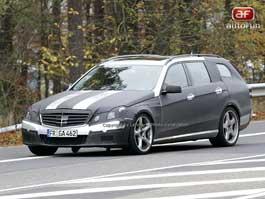 Spy Photos: Mercedes-Benz E63 AMG Combi: titulní fotka