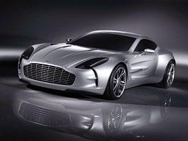 Aston Martin One-77: konečně oficiální snímky!: titulní fotka