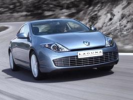 Renault Laguna Coupe přichází na český trh: titulní fotka