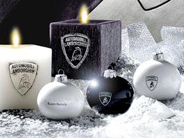 Vánoční kolekce 2008 od Lamborghini: titulní fotka