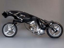 B. M. Hemmes a jeho Cat 1: Jaguar na dvou kolech: titulní fotka