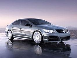 SEMA 2008: Volkswagen Super CC Performance Concept: titulní fotka
