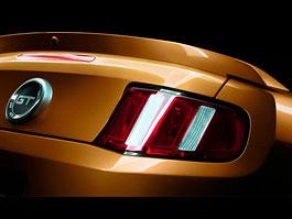 Ford Mustang 2010 - ještě vás to postupné odhalování baví?: titulní fotka