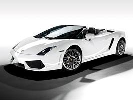 Lamborghini Gallardo LP 560-4 Spyder: facelift roadsteru odhalen -DOPLNĚNO: titulní fotka