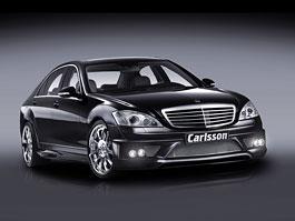 Mercedes-Benz S: Nový obleček od společnosti Carlsson: titulní fotka
