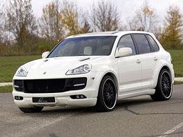 LUMMA Design CLR 550 R ještě sportovnější Cayenne GTS: titulní fotka