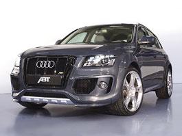 Ostrý vzhled a vyšší výkon pro Audi Q5 od společnosti ABT: titulní fotka