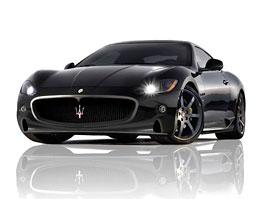 Maserati GranTurismo s drobnou kosmetikou od Elite Carbon: titulní fotka