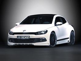 VW Scirocco: vylepšení od JE Design: titulní fotka