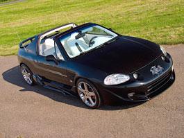 Honda CRX - RUSH MORE!: titulní fotka
