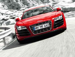 R8 V10 5.2 FSI - nový sportovní topmodel od Audi: titulní fotka