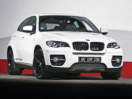 BMW X6: větší porce výkonu od MCCHIP: titulní fotka