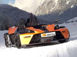 KTM X-Bow: zimní výbava pro celoroční radovánky: titulní fotka