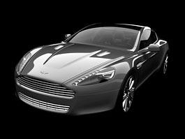 Aston Martin Rapide: první snímky sériové verze: titulní fotka
