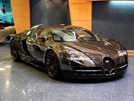 Bugatti Veyron Vincero od Mansory: titulní fotka
