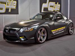 DStyle BMW Z4 RS/CS: nové tvary pro odcházející generaci: titulní fotka