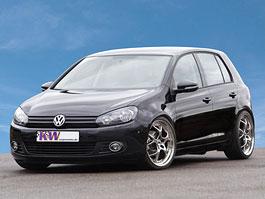 Podvozek pro nový VW Golf od KW: titulní fotka