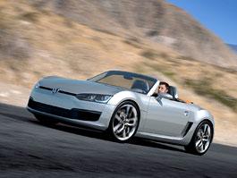 Detroit 2009: Volkswagen Concept BlueSport: titulní fotka