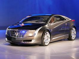 Detroit 2009: Cadillac Converj Concept: titulní fotka