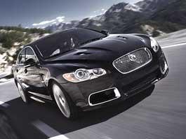 Detroit 2009: Jaguar XFR: titulní fotka