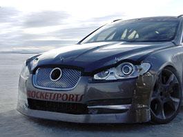 Jaguar XFR: získal titul nejrychlejší kočky: titulní fotka