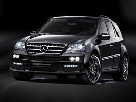 Brabus Widestar: ostřejší styl pro Mercedes-Benz ML: titulní fotka