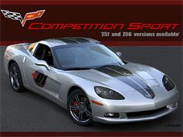 Chevrolet Corvette Competition Sport: trocha závodního stylu: titulní fotka