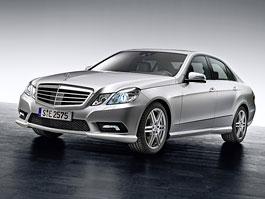 Mercedes-Benz třídy E: nový AMG paket pro novou generaci: titulní fotka