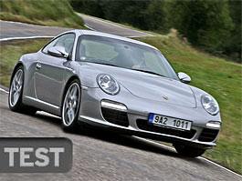 Test: Porsche 911 Carrera S - Vodnická pohádka: titulní fotka