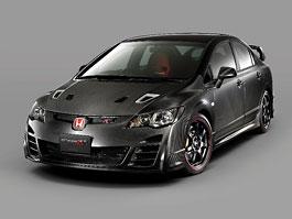 Mugen Civic RR Advanced Concept - Honda jako pírko: titulní fotka
