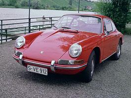 Pod lupou: Porsche 912 - když čtyři válce stačí: titulní fotka