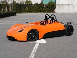 Luso Motors LM23: sportovec z Portugalska: titulní fotka