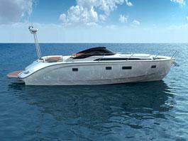 Bavaria Deep Blue 46: jachta od BMW Designworks USA: titulní fotka