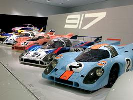 Porsche: ve Stuttgartu otevřeno zbrusu nové muzeum: titulní fotka