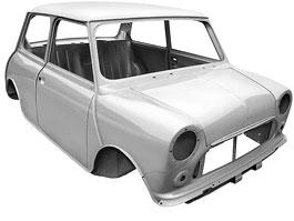 British Motor Heritage Limited: nové díly pro britské klasiky: titulní fotka