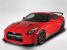 Nissan GT-R: decentní doplňky od Shadow Sport Design: titulní fotka
