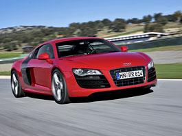 Audi R8 5.2 FSI: velká fotogalerie: titulní fotka