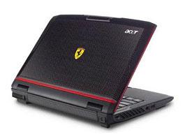 Acer Ferrari 1200: nový notebook