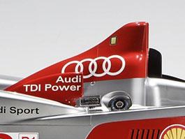 Audi R15 TDI: nová zbraň pro ALMS: titulní fotka