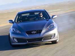 Chicago 2009: Hyundai Genesis Coupe R-Spec: titulní fotka