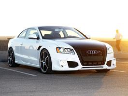 Audi AS5-R od ABT Sportsline na cestě do Ženevy: titulní fotka