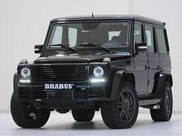 Brabus G V12 S Biturbo: 700 koní pro G-Wagen: titulní fotka