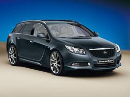 Opel Insignia Sports Tourer: lehká úprava vzhledu od Irmscher: titulní fotka