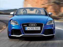 Ženeva 2009: Audi TT RS – odhalování pokračuje: titulní fotka